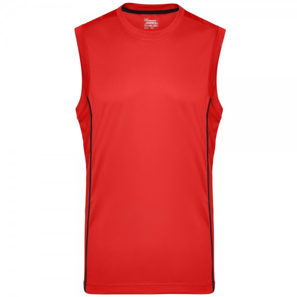 James & Nicholson Men's Running Reflex Tank