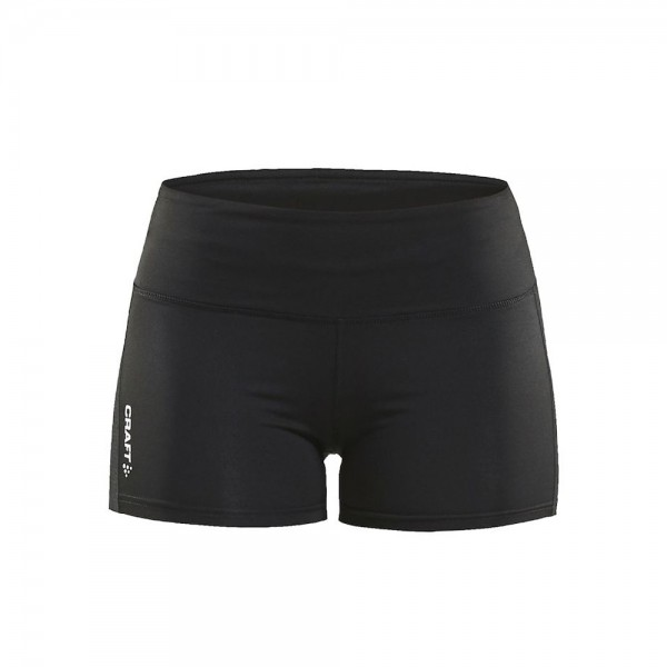 Craft Rush Hot Pant W Damen Schwarz