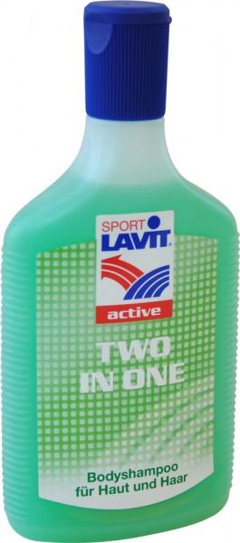 Sport LAVIT Two in One Duschgel für Haut & Haar