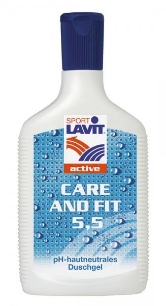 Sport LAVIT Care & Fit 5,5 Duschgel