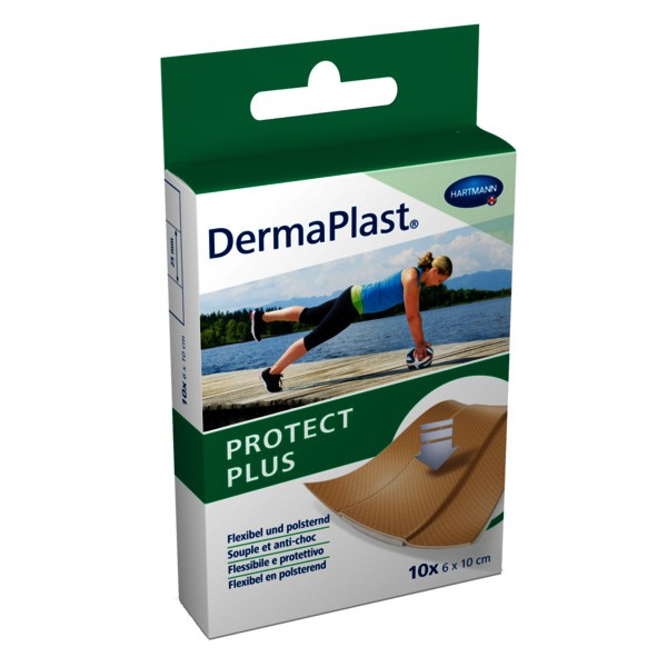 Dermalast PROTECT PLUS Pflasterstrips 81-428