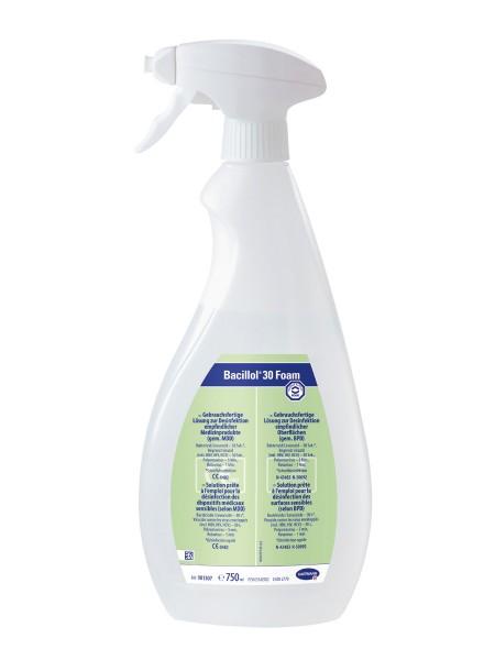 Bacillol 30 Foam Oberflächendesinfektionsmittel 63-141