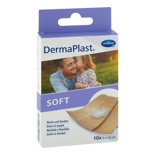 Dermaplast SOFT Wundpflaster 81-426