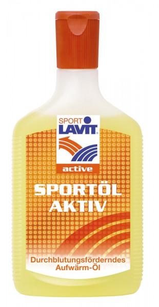 Sport LAVIT Sportöl Aktiv Aufwärm-Öl
