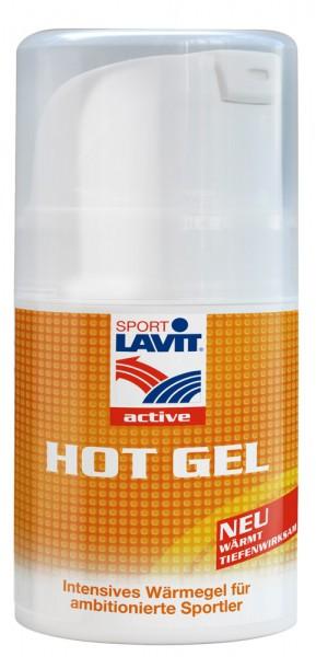 Sport LAVIT Hot Gel Wärmegel