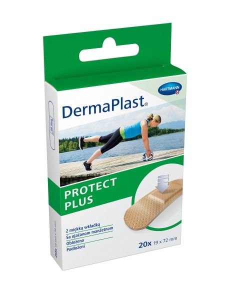 Dermaplast PROTECT PLUS Pflasterstrips 81-429