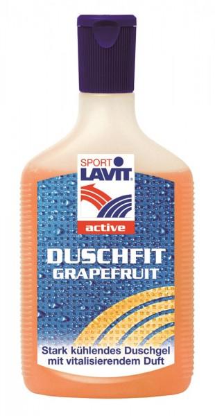 Sport LAVIT Duschfit Grapefruit kühlendes Duschgel