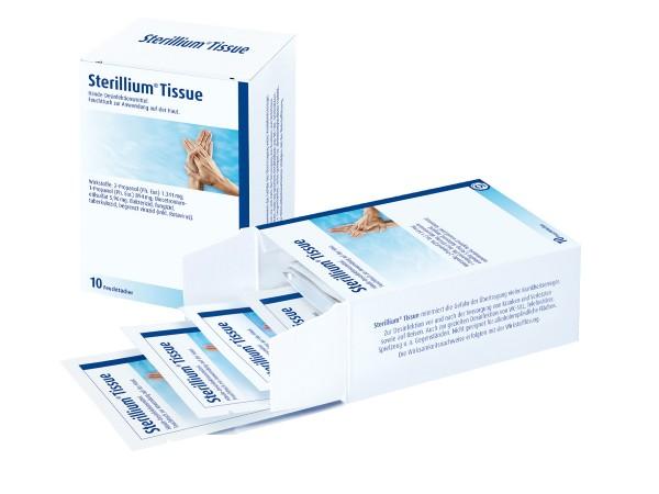 Sterillium Tissue Hände-Desinfektionstuch 61-20-1