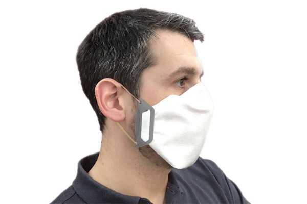 mask4all flexible Mund-Nasen-Maske
