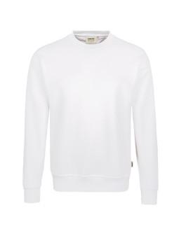 HAKRO Sweatshirt Performance Weiß, unisex YHA-475-11