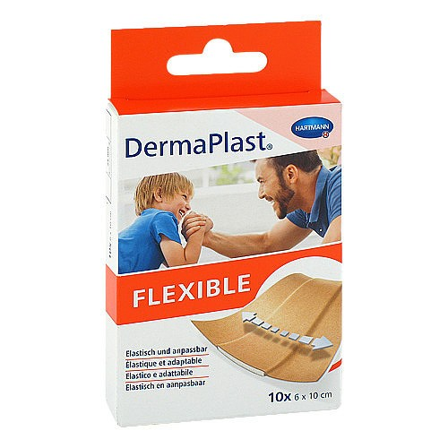 Dermaplast FLEXIBLE Wundpflaster 81-421