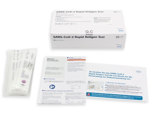 Roche SARS-CoV-2 Rapid Antigen Test (Selbstanwendung)