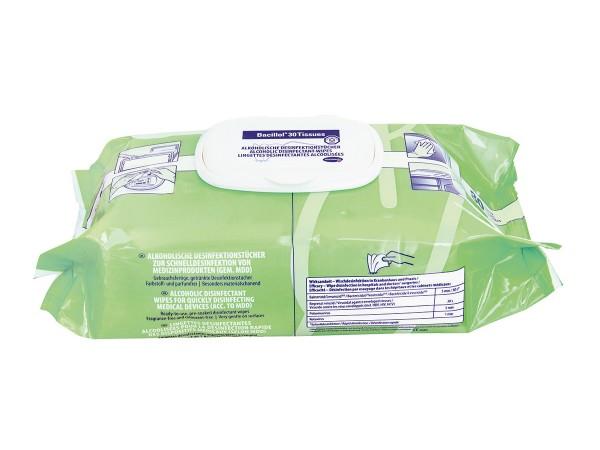 Bode Bacillol 30 Foam Tissues